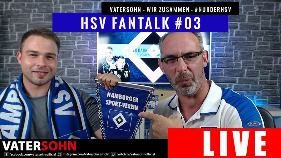 HSV Fantalk Youtube | VaterSohn